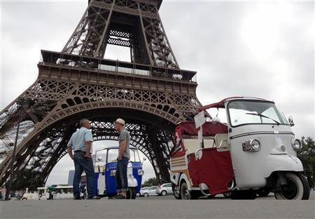 Paris en tuk tuk