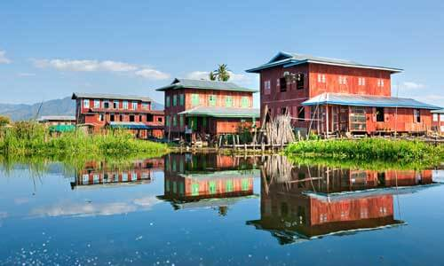 hébergement birmanie