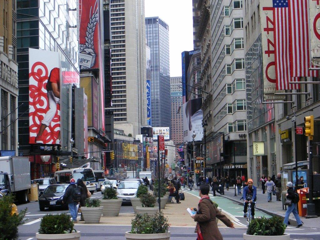 Vol New York pas Cher partir de 3- Easyvoyage