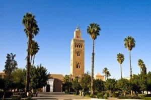 Mosquee koutoubia Marrakech