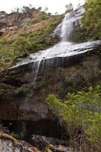 Les cascades de Bonnie Doon Falls