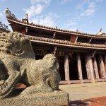 Le Temple de Mazu