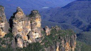 Six Foot Track en Nouvelle Galles du Sud