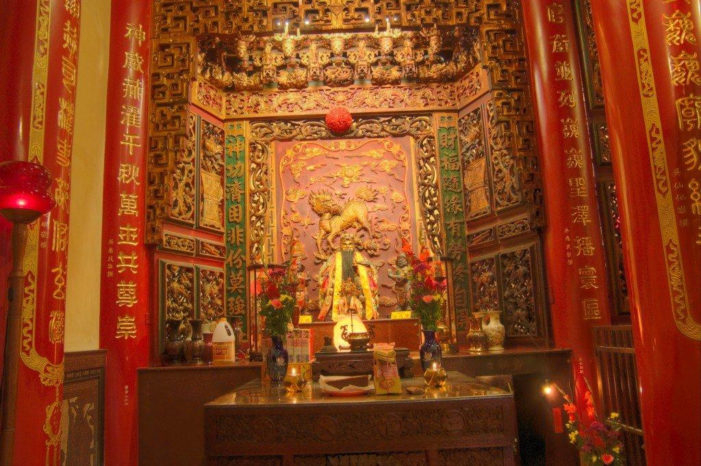 Temple Tiangong