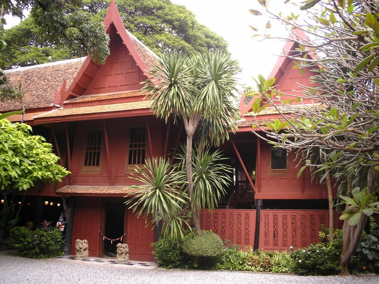 La maison de Jim Thompson