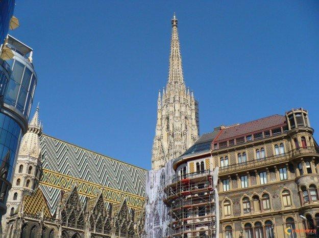 La splendide cathédrale Saint-Etienne