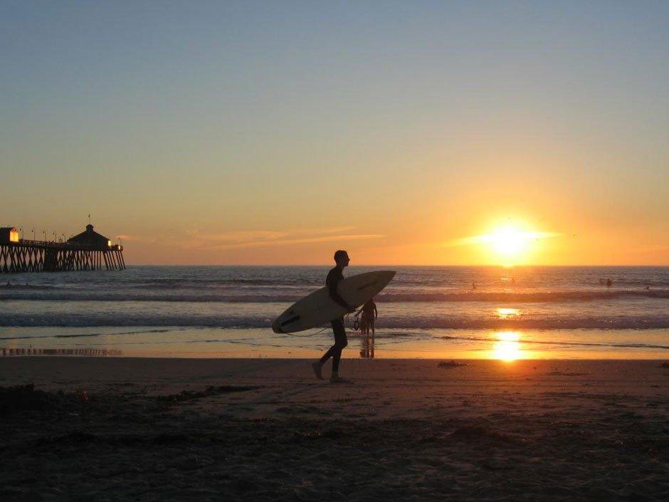 J ai d but le footing en californie blog voyage - Office de tourisme los angeles ...