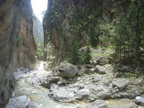 Gorges de Samaria 2