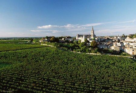 Bordeaux et ses domaines viticoles