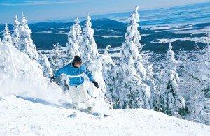 voyage quebec hiver