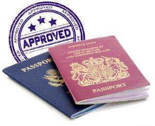 passeport pour les états unis