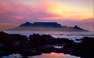 Table Mountain Afrique du Sud