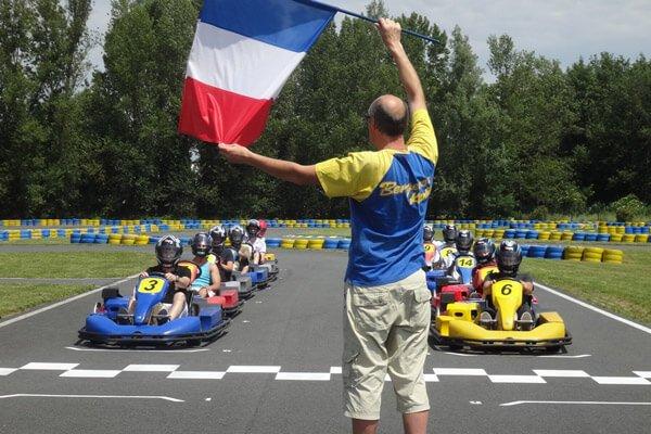 Karting à Bergerac
