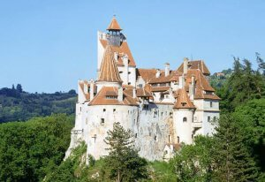 le chateau Bran