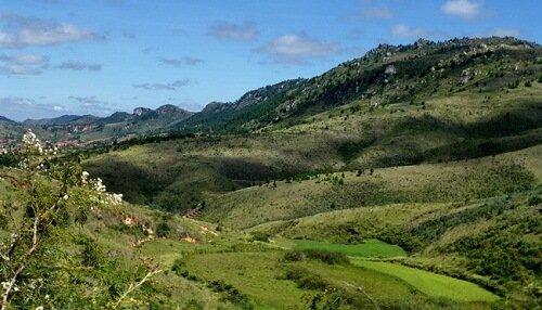Madagascar voyage massif andringitra