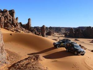 4x4 pour faire un road trip au Maroc