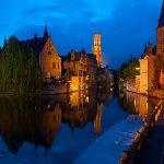 Séjour à Bruges
