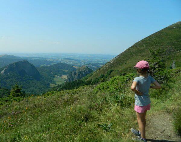 Faire le plein d'énergie au cœur des volcans d'Auvergne